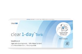 clear 1-day™ Toric (10s)