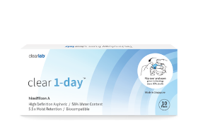 clear 1-day™ (10s)