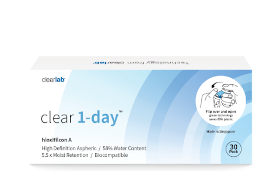 clear 1-day™ (30s)