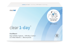 clear 1-day™ (90s)