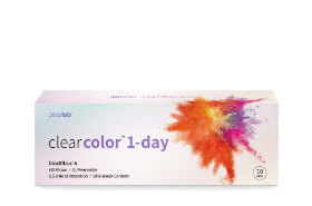 clearcolor™ 1-day (10s)